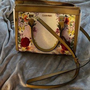 Calvin Klein Floral Bag